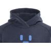Haglöfs Swook Logo Midlayer Heren blauw